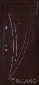 Мілано 540 - Вхідні двері, Двері зовнішні (в будинок)