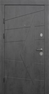 Qdoors Акцент (Премиум) - Вхідні двері