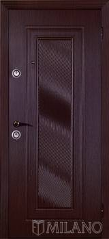 Мілано Агата - Вхідні двері, Двері зовнішні (в будинок)