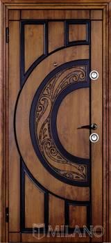 Мілано Альборі - Вхідні двері, Двері зовнішні (в будинок)