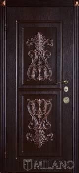 Мілано Art4 - Вхідні двері, Двері зовнішні (в будинок)