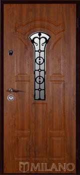 Мілано Делі - Вхідні двері, Двері зовнішні (в будинок)