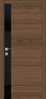 F 25 - Міжкімнатні двері, Шпоновані двері