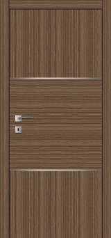 F 7 - Міжкімнатні двері, Шпоновані двері