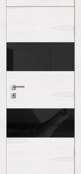 F 18 - Міжкімнатні двері, Білі двері шпоновані