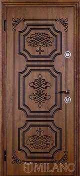 Мілано Феррозіт - Вхідні двері, Двері зовнішні (в будинок)