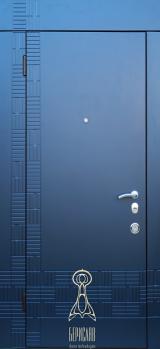 Берислав Тетріс М-4 - Вхідні двері, Двері зовнішні (в будинок)