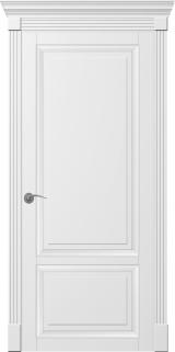 Прованс Марсель ПГ - Міжкімнатні двері, Білі двері
