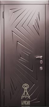 Блискавка Берислав М-4 - Вхідні двері