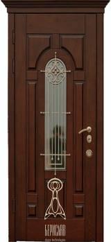 Берсілав Русь зі склопакетом Дуб М-4 - Вхідні двері, Двері зовнішні (в будинок)