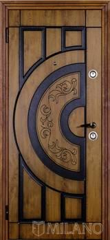 Мілано Фореста - Вхідні двері, Двері зовнішні (в будинок)