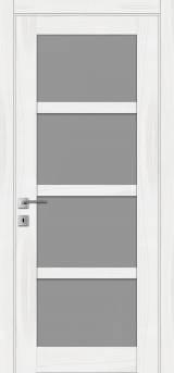 L-4 - Міжкімнатні двері, Білі двері шпоновані