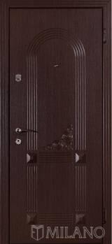 Мілано ТДК2 - Вхідні двері, Двері зовнішні (в будинок)