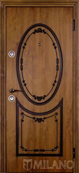 Мілано Телларіо - Вхідні двері, Двері зовнішні (в будинок)