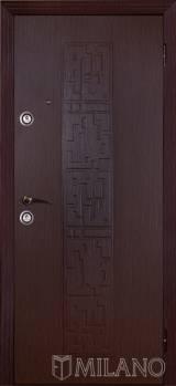 Мілано Тетріс 1 - Вхідні двері, Двері зовнішні (в будинок)
