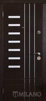 Мілано Кут - Вхідні двері, Двері зовнішні (в будинок)